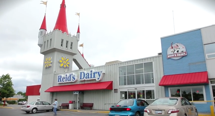 Reid's Dairy - 2013 Business Excellence