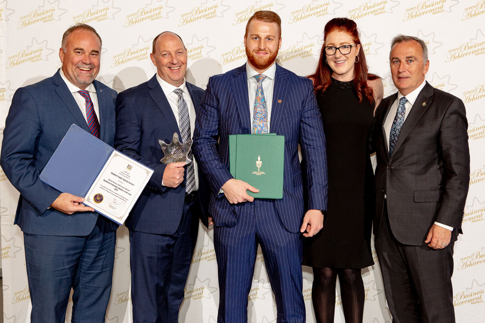 Past Winners - Quinte Business Achievement Awards